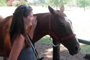 Benefit of horseback riding
